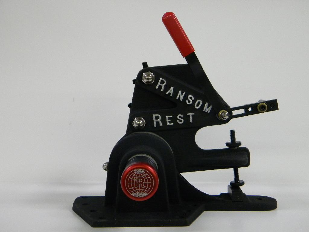 Hand Gun Rest  Master Series Rest Ransom