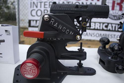 hand Gun Rest Ransom Master Series