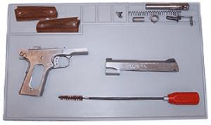 Gun Cleaning Master Mat Ransom