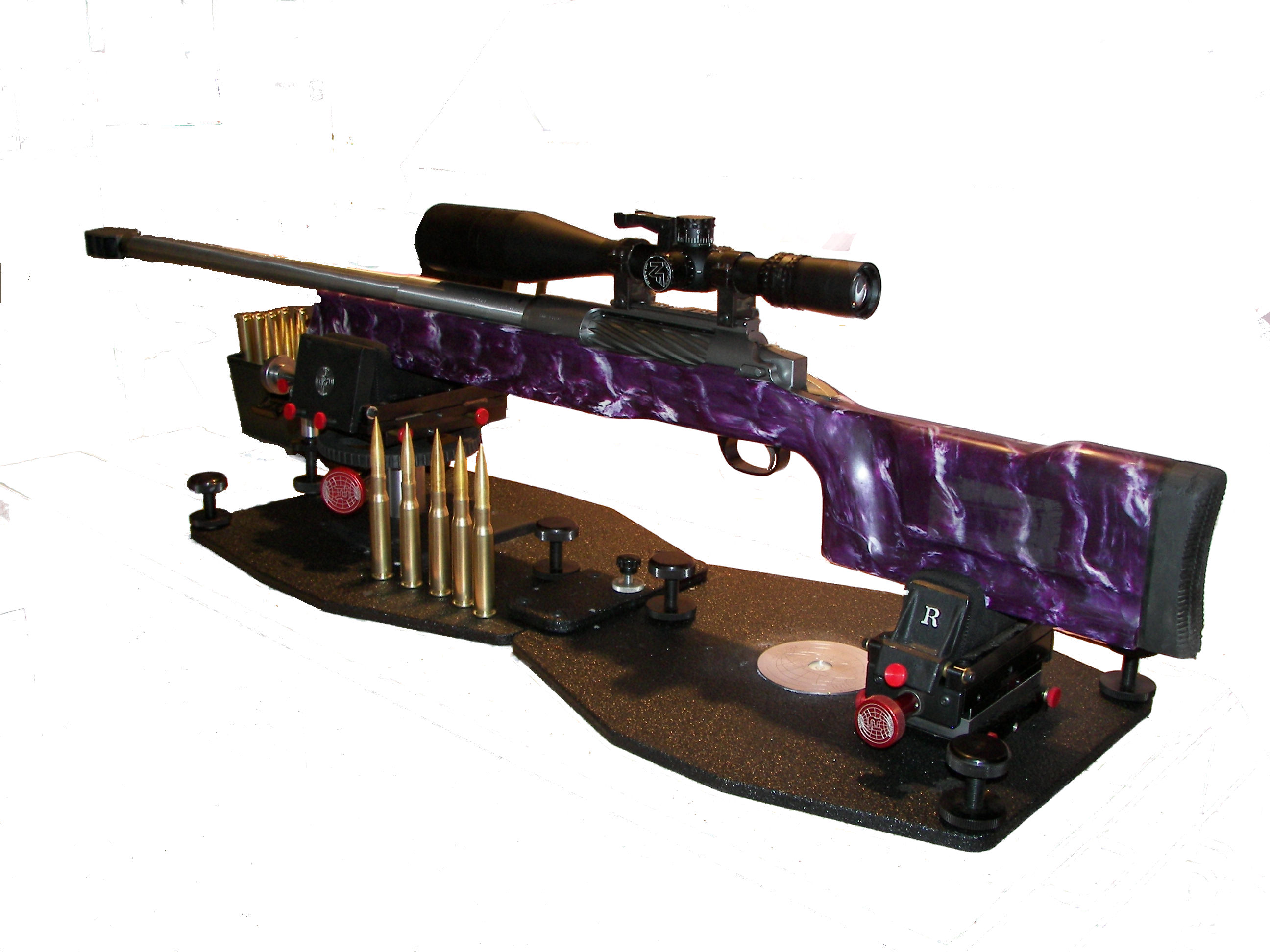 Rifle Rest SL Mega .50 BMG